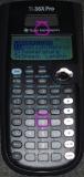 TI-36X Pro - écran conversions