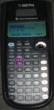 TI-36X Pro - solveur