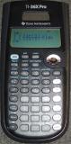 TI-36X Pro - écran calculs