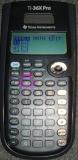 TI-36X Pro - écran vecteurs
