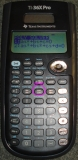 TI-36X Pro - écran polynômes