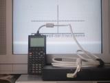 TI-85VSC + TI-Presenter