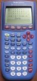 TI-73 Explorer - écran clavier