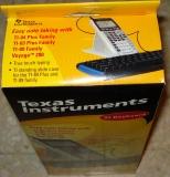 Emballage TI-Keyboard - haut