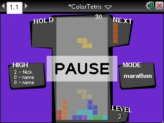 Color Tetris