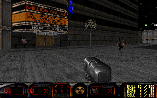 Duke Nukem 3D (Map 1)