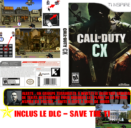 Call Of Duty CX