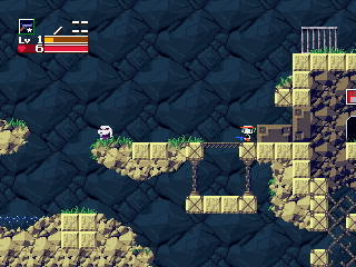 Cave Story (NX Engine)
