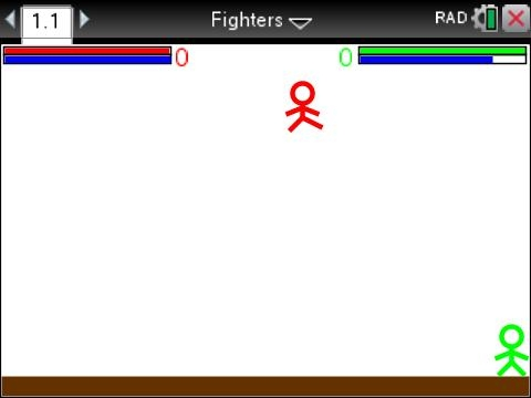 Fighters (jeu de combat)