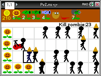 PvZ : Plants vs. Zombies