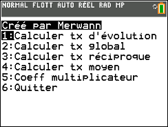Ti Planet Taux D Evolution Stmg Programme Cours Et Formulaires Z80