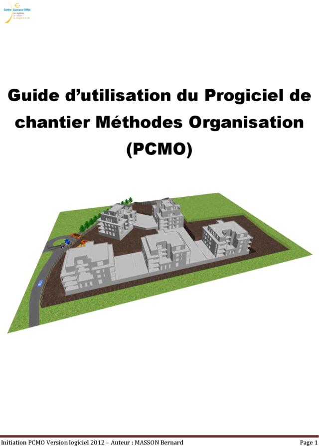 CHANTIER TÉLÉCHARGER ORGANISATION GRATUITEMENT ET DE PROGICIEL METHODES